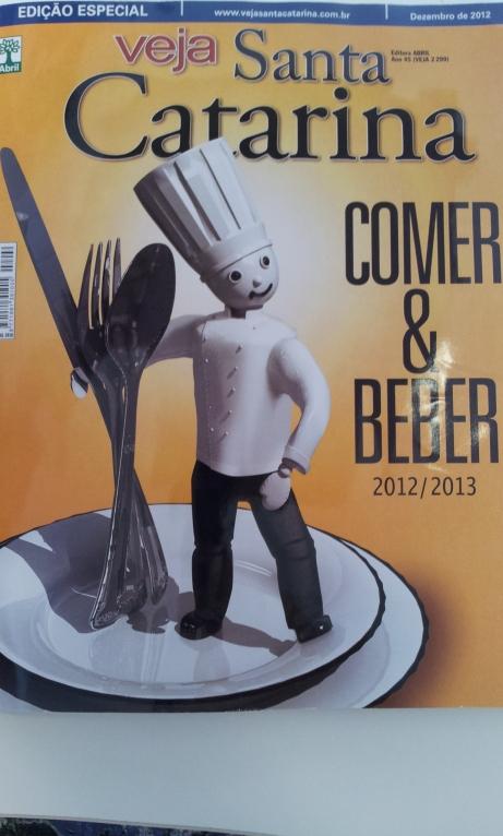 Veja Comer e Beber Santa Catarina 2012/2013