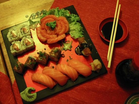 sushi bistrô 13