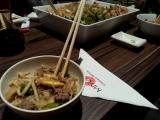 Miyoshi Cozinha Oriental: e conheci osukiyaki
