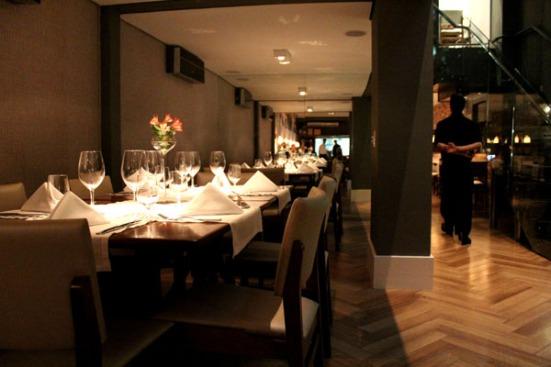 Artusi restaurante Chef Klaus Pahl